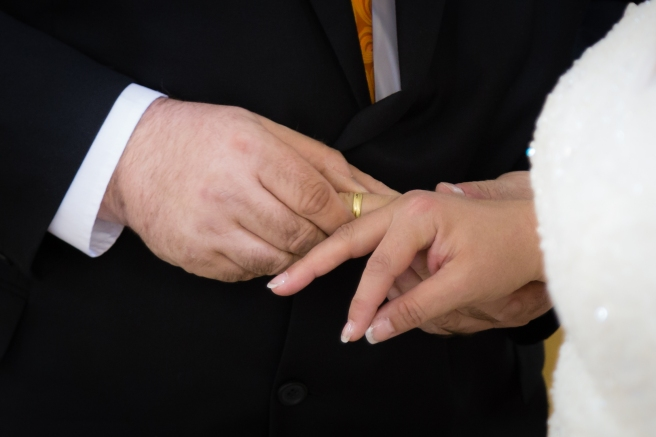 Hochzeit - 077